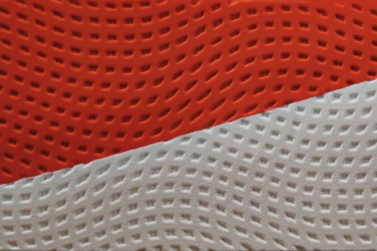 Cubo Manillar Cinta Cubo Edición Cubo Blanco y Rojo