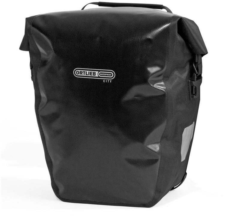 Ortlieb Back-Roller City (par) bolso de ruedas traseras negro