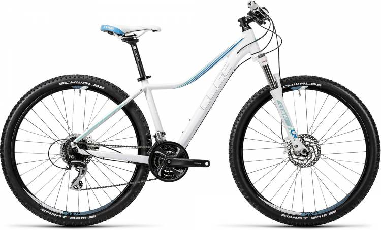 Cube Access WLS Pro 27.5 / 29 white n mint 2016