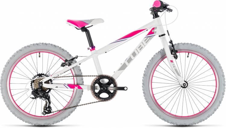Cube Kid 200 girl white n pink 2018