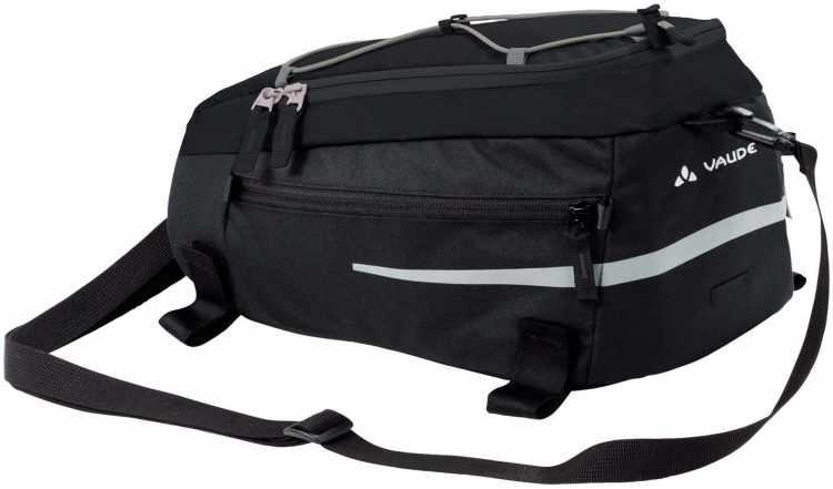 Silkroad M - negro - Bolsa de transporte de equipaje