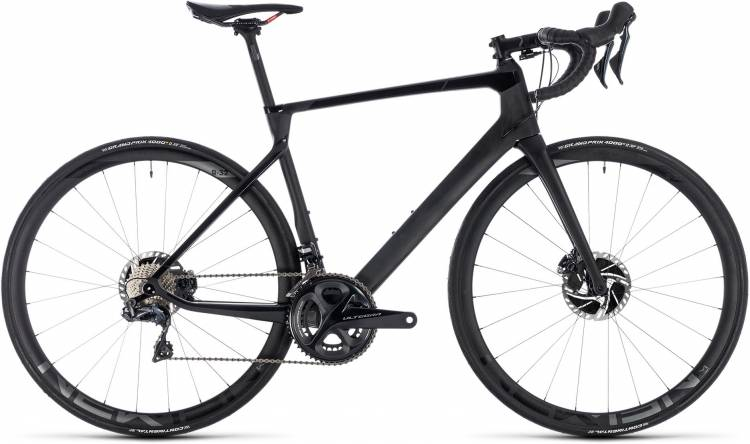 Cube Agree C:62 SLT Disc carbon n black 2018