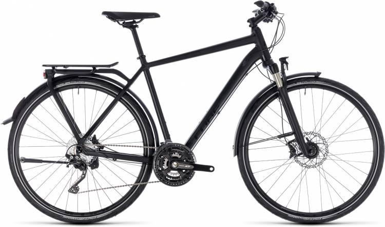 Cube Kathmandu SL black edition 2018 - Bicicleta Trekking Hombres