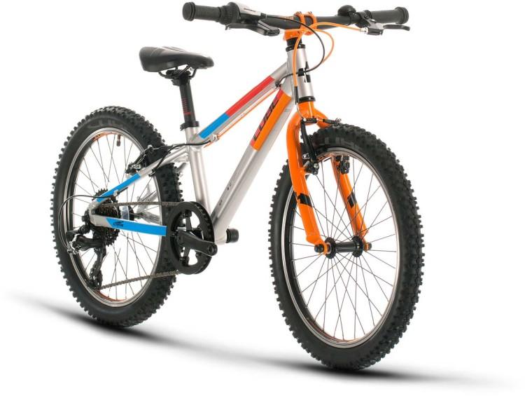 Cube Acid 200 actionteam 2021 - Bicicleta Niños 20 Pulgadas