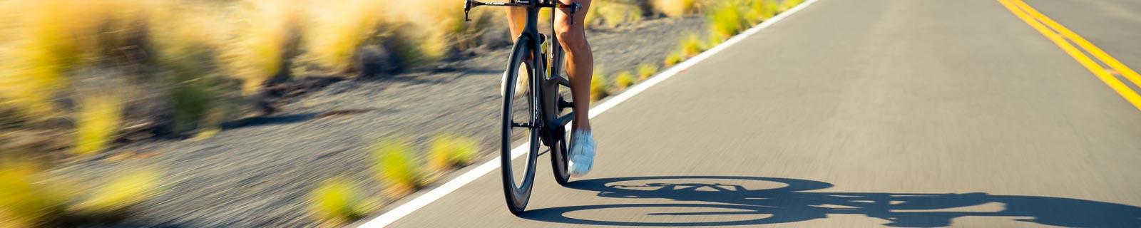 La bicicleta de triatlón – un sueño aerodinamico hecho de carbono