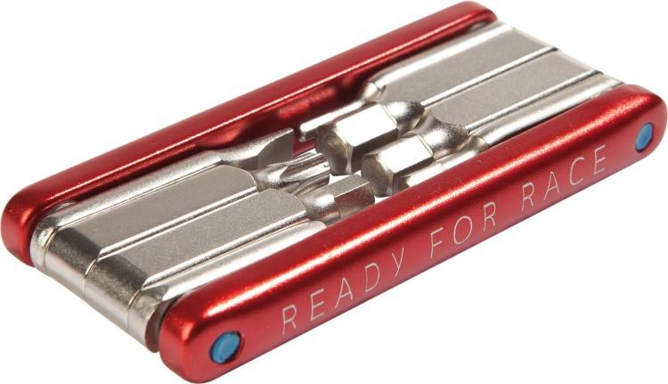 Multi-herramienta Cube RFR 8 rojo