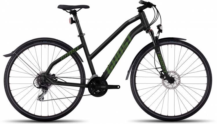 Ghost Square Cross X 3 Lady 2017 - Bicicleta Cross Damas Trapecio
