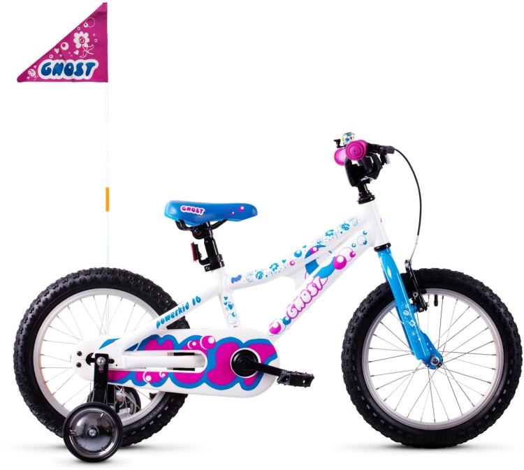 Ghost Powerkid 16 AL 2020 - Bicicleta Niños 16 Pulgadas