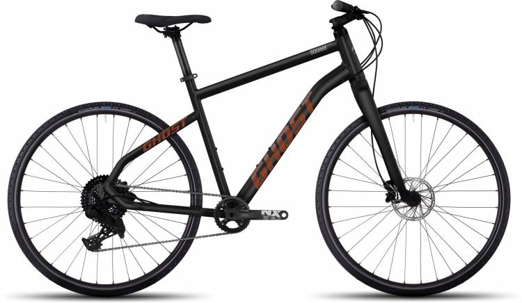 Ghost Square Cross 5 2017 - Bicicleta Cross Hombres
