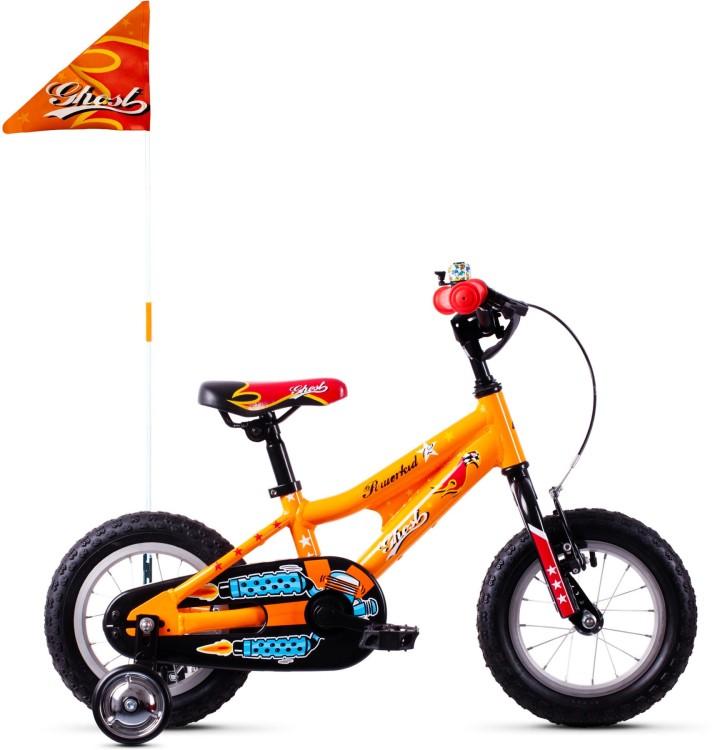 Ghost Powerkid 12 AL 2021 - Bicicleta Niños 12 Pulgadas