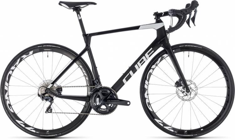 Cube Agree C:62 Race Disc carbon n white 2018 - Bicicleta de Carrera Carbono Hombres