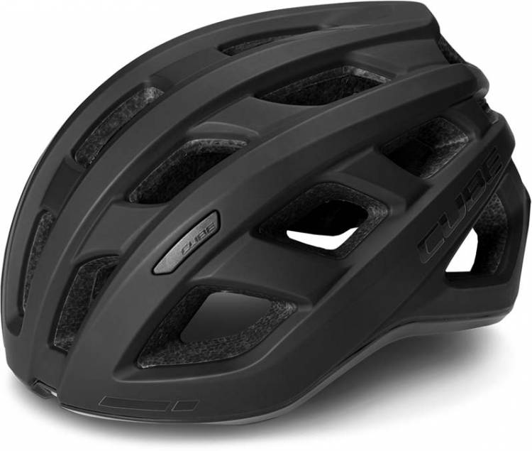 Cube Helm ROAD RACE black