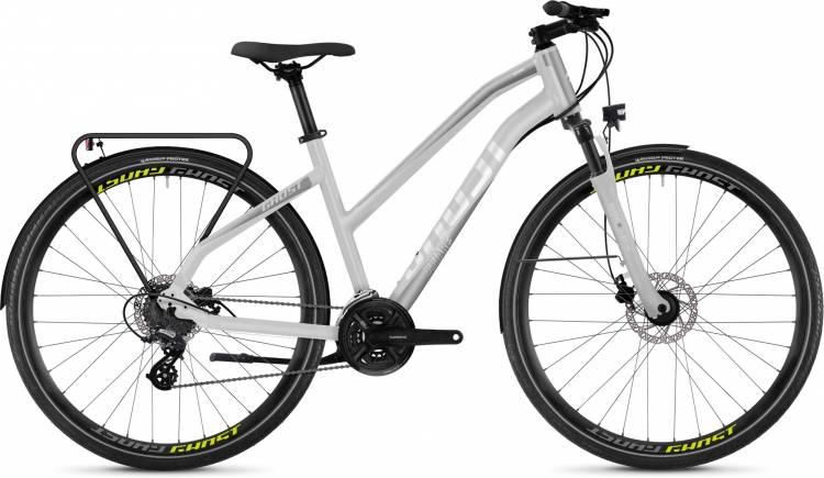 Ghost Square Trekking 2.8 AL 2018 - Bicicleta Trekking Damas Trapecio