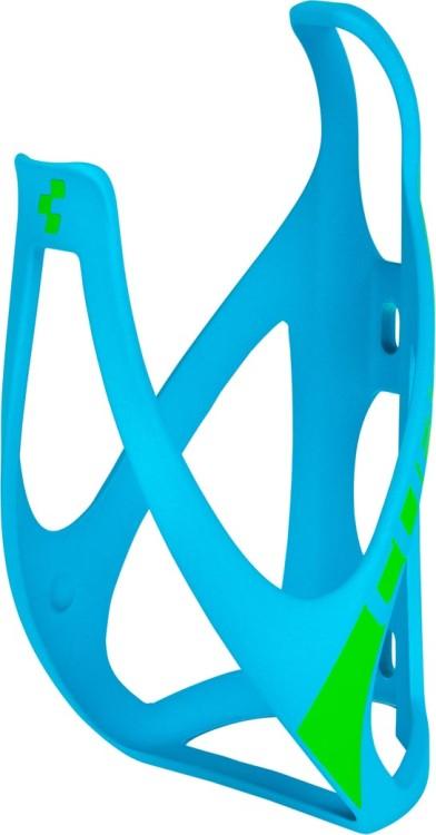 Portabidón Cube HPA azul y verde mate