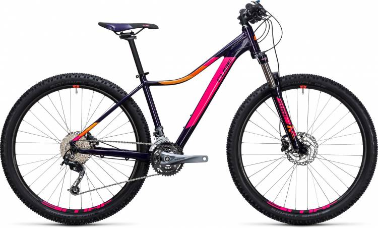 Cube Access WLS Pro aubergine n pink 2017