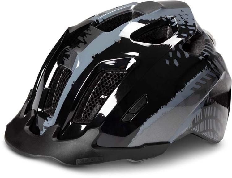 Cube Helm ANT black