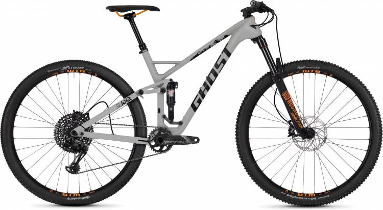 Ghost Slamr 6.9 LC U 2018 - MTB Doble Suspensión