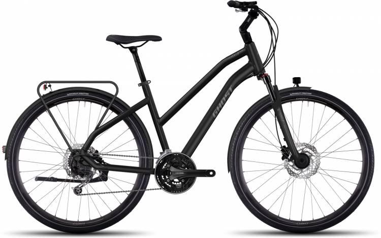 Ghost Square Trekking 6 Lady 2017 - Bicicleta Trekking Damas Trapecio