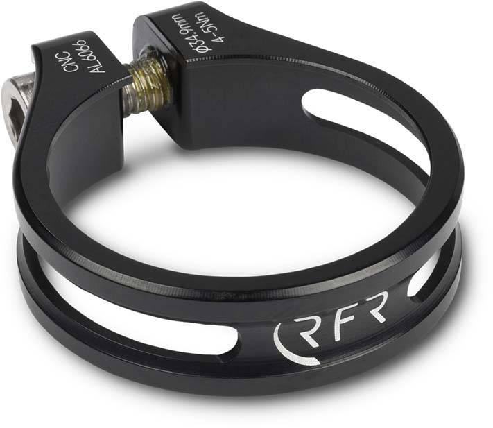 RFR Saddle Clip Ultralight 34,9 mm negro