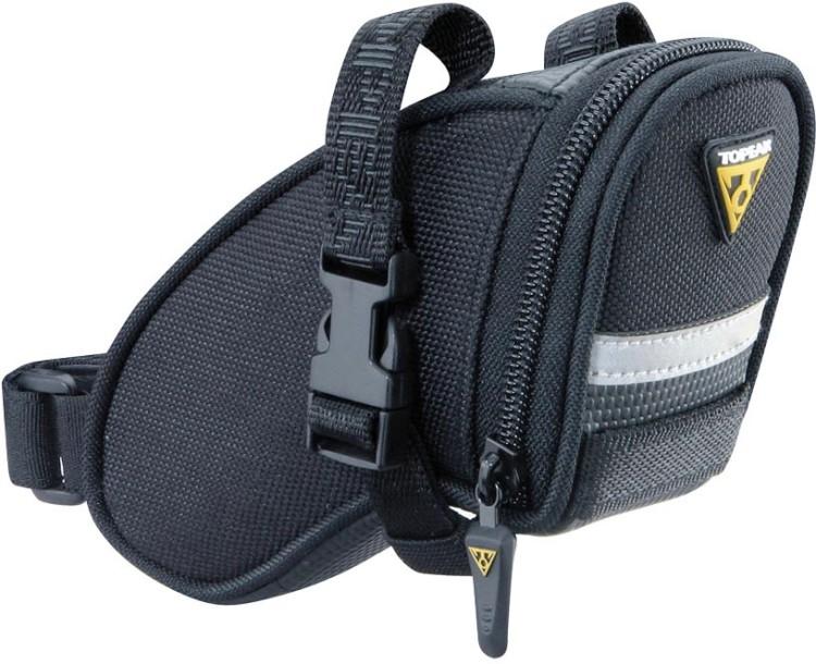 Bolsa sillín Topeak Aero Wedge Pack Strap micro