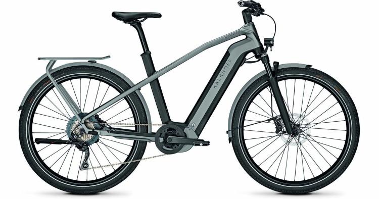 Kalkhoff Endeavour 7.B Move magicblack/jetgrey matt (Diamond) 2021 - Bicicleta-Eléctrica Trekking Hombres