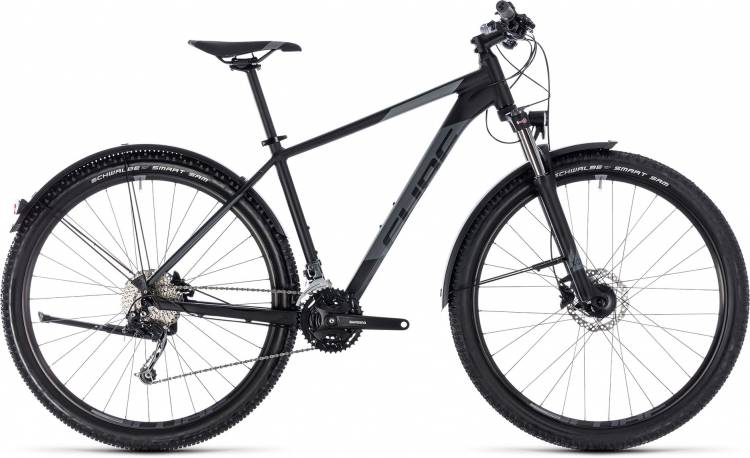 Cube Aim SL Allroad black n grey 2018 - MTB Rígida