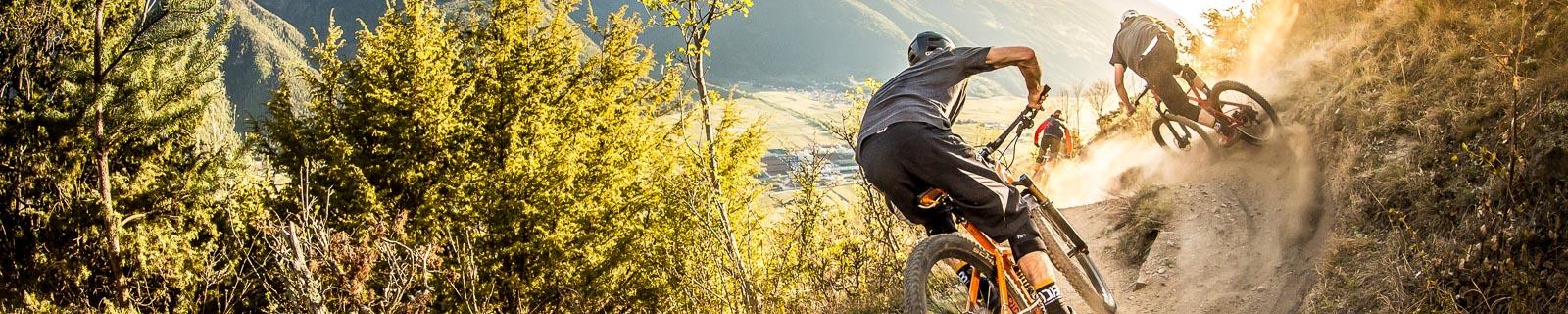 Un All-Mountain para todos: el Ghost SL AMR