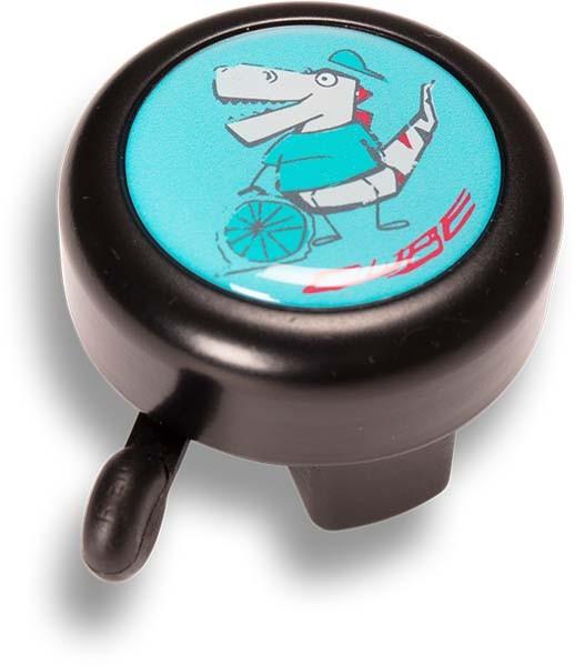 Cubo Campana de bicicleta FRIENDS Dino multicolor