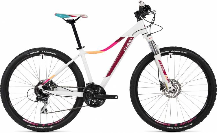 Cube Access WLS EXC white n berry 2017