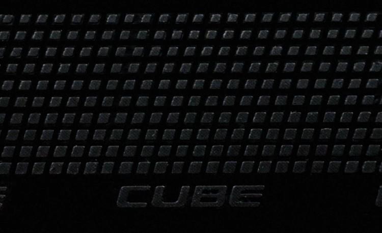Cubo Natural Fit Manillar Cinta de agarre negro