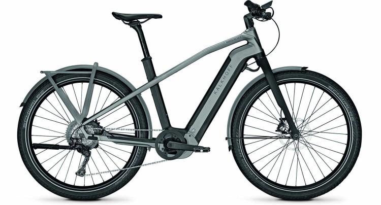 Kalkhoff Endeavour 7.B Pure magicblack/jetgrey matt (Diamond) 2020 - Bicicleta-Eléctrica Trekking Hombres