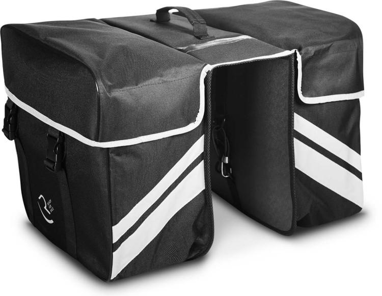 RFR bolsas de transporte Doble negro