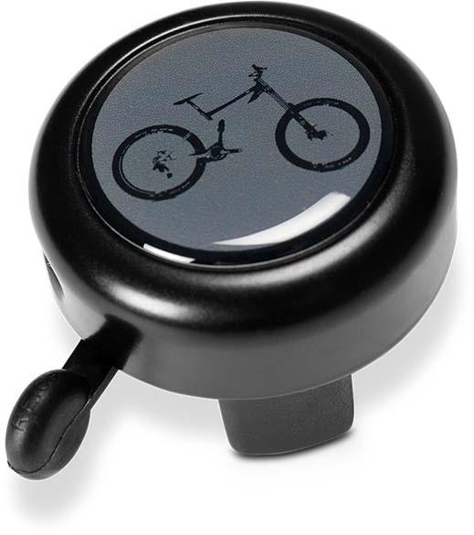 RFR Bike Bell BUDDYS Bike negro y gris