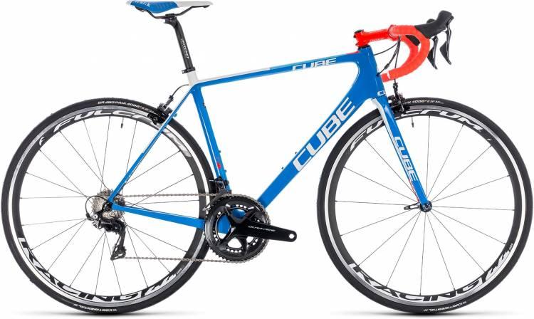 Cube Litening C:68 SL team wanty 2018 - Bicicleta de Carrera Carbono Hombres