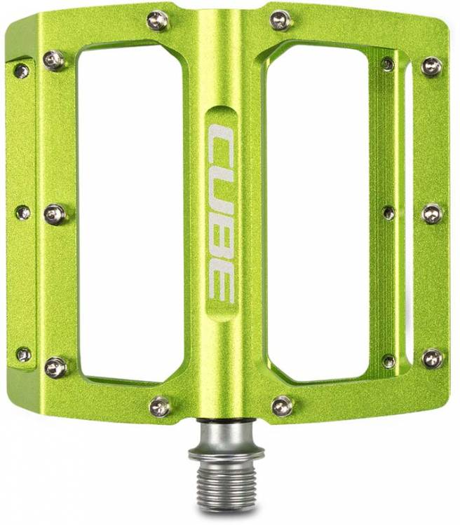 Cubo Pedales ALL MOUNTAIN verde