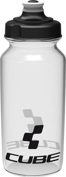 Bidón Cube 0.5 Lts transparente