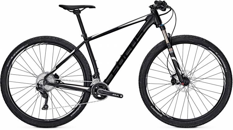 Focus Black Forest Lite 29 magic black/matt 2017 - MTB Rígida