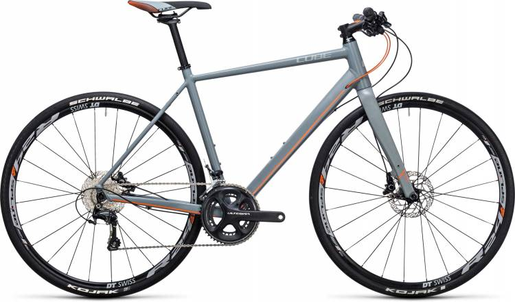 Cube SL Road SL grey n flashorange 2017