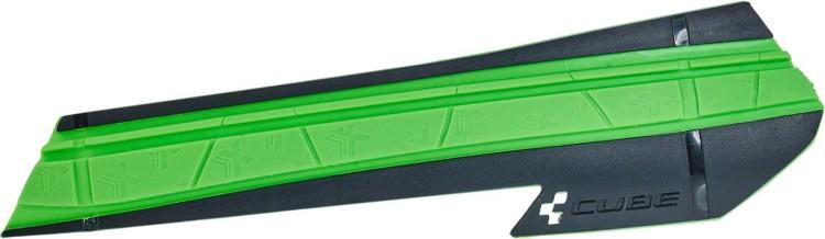 Cubo chainstays HPX negro y verde