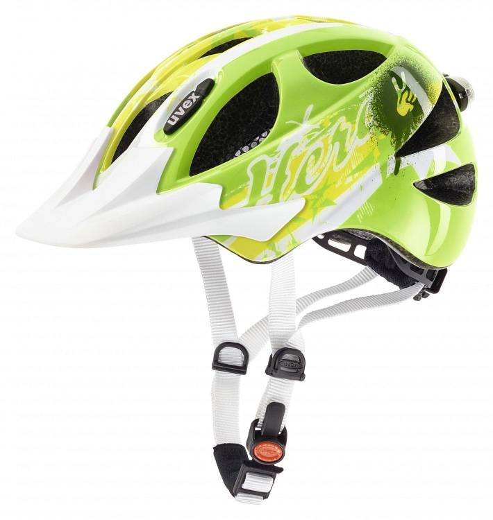 Casco Uvex hero