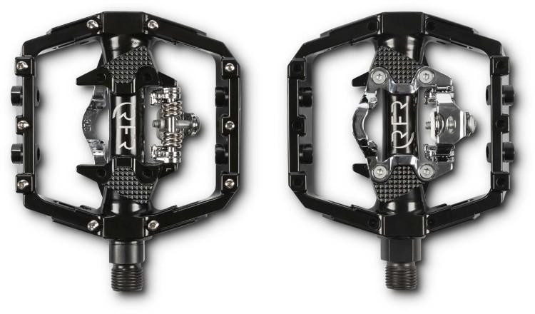 Pedales RFR Flat & Click negro