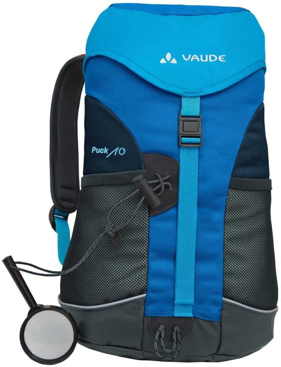 Vaude Puck 10 azul marino/azul