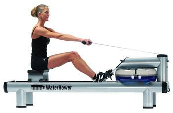 WaterRower M1 HiRise con monitor