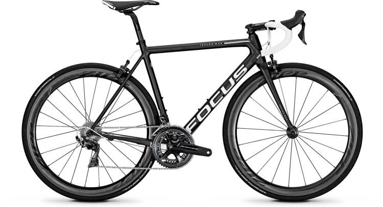 Focus Izalco Max Dura Ace 2018 - Bicicleta de Carrera Carbono Hombres