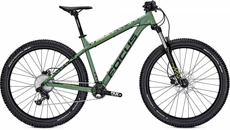 Focus Bold Pro 27 mineral green/matt 2017 - MTB Rígida