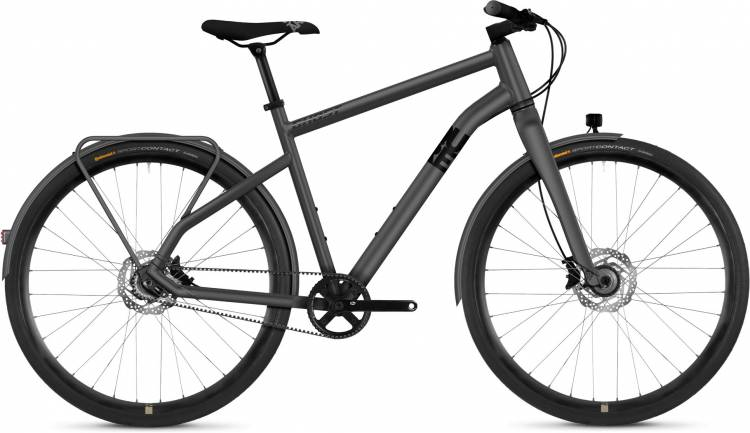 Ghost Square Urban X7.8 AL 2020 - Bicicleta Fitness Hombres