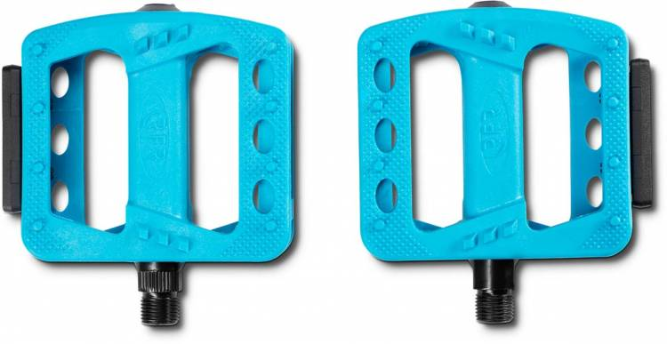 Pedales RFR Flat HQP CMPT azul