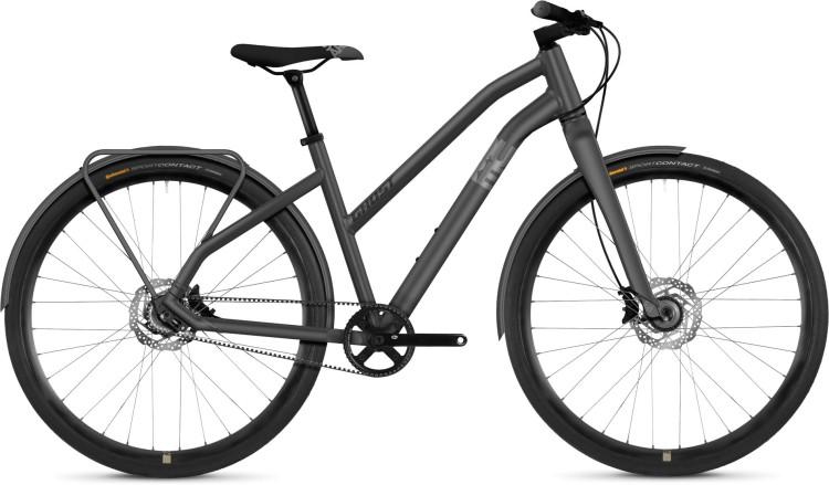 Ghost Square Urban 5.8 AL 2018 - Bicicleta Fitness Damas Trapecio