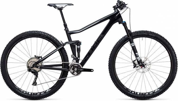 Cube Stereo 120 HPC Race 27.5/29 carbon n white 2017
