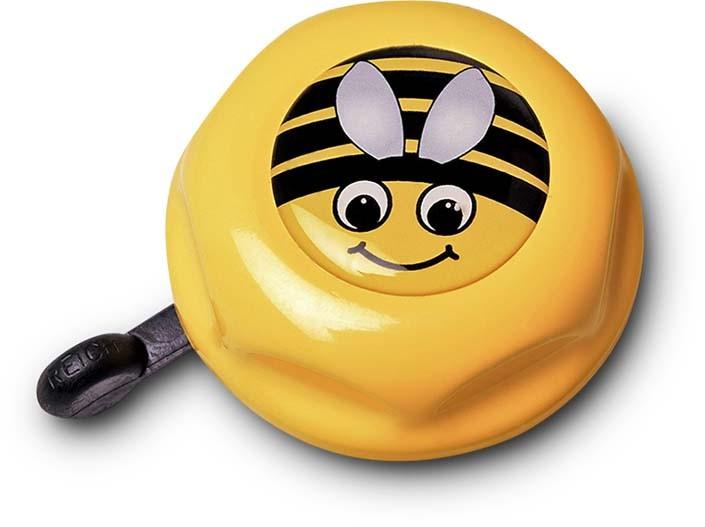 "RFR Campana para bicicleta JUNIOR ""Bee"" amarillo n negro"